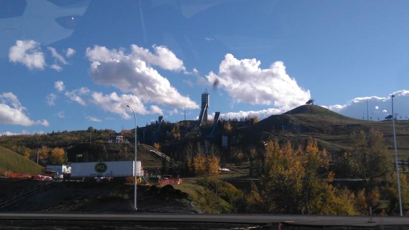Calgary Sprungschanzen